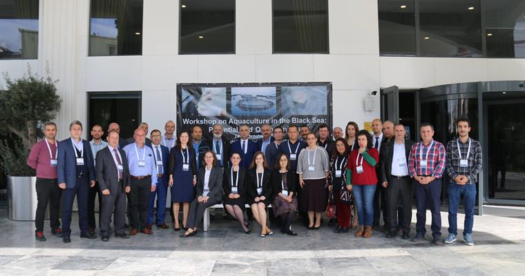 Workshop on Aquaculture in the Black Sea