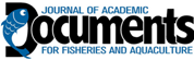 Journal of Academic Documents for Fisheries and Aquaculture