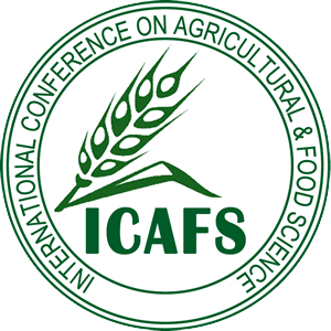 2018 International Conference on Agricultural and Food Science