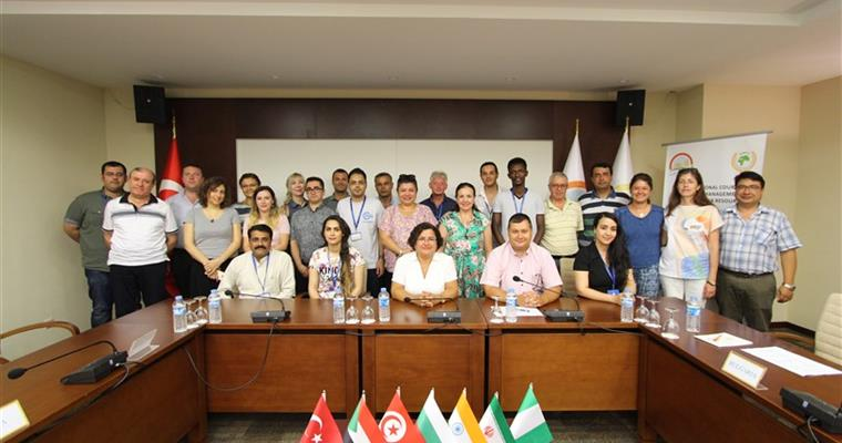 9 th International Course on Sustainable Management of Soil and Water Resources