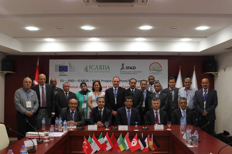 Eu ifad icarda teknik koordinasyon ve idari komite toplantısı