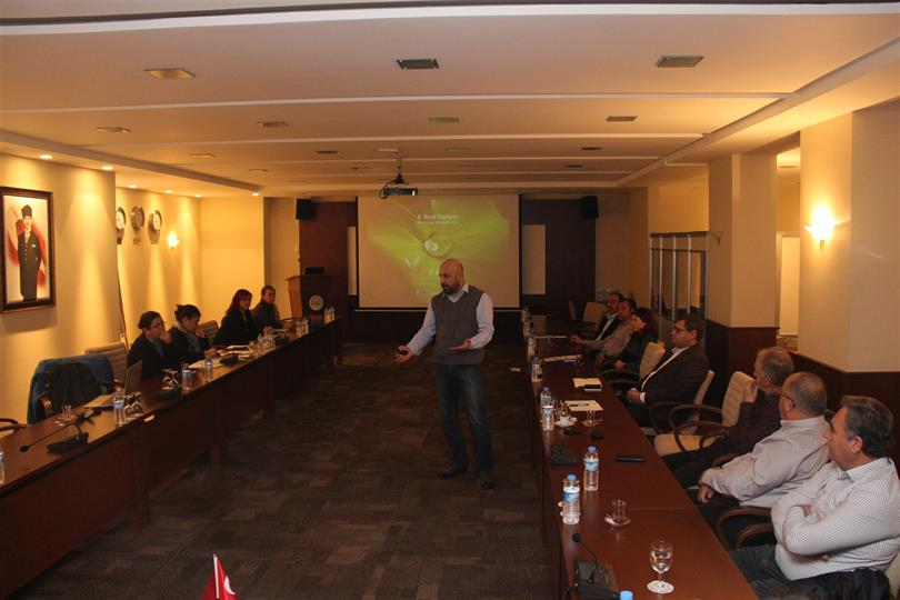 FATIMA Project 7th Regional Meeting in Menemen Pilot Area