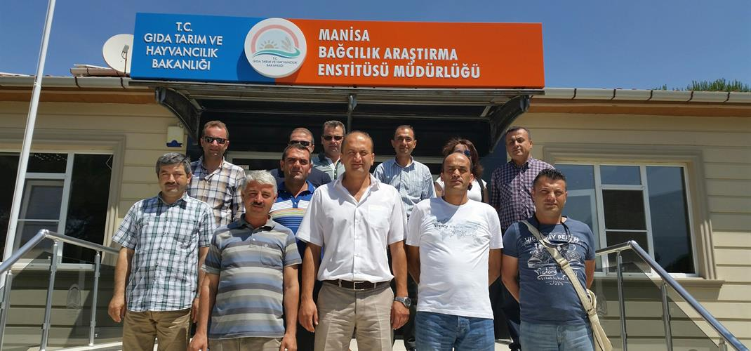 Meeting: Determination, Description and Reservation of Turkish Grapevine Genetic Resources