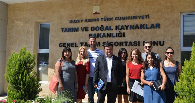 We Gave Education About Potato in Turkish Republic Of Northern Cyprus