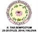 II. Tıbbi ve Aromatik Bitkiler Sempozyumu