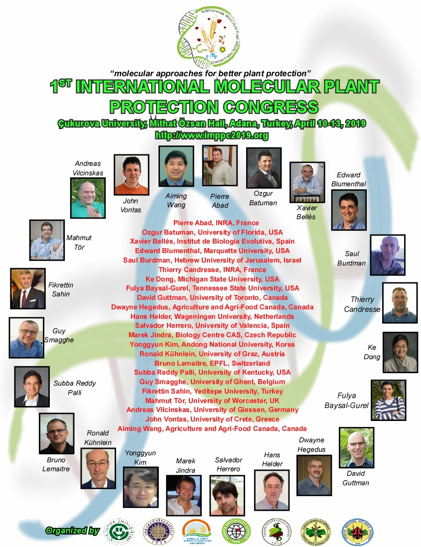 The First International Molecular Plant Protection Congress